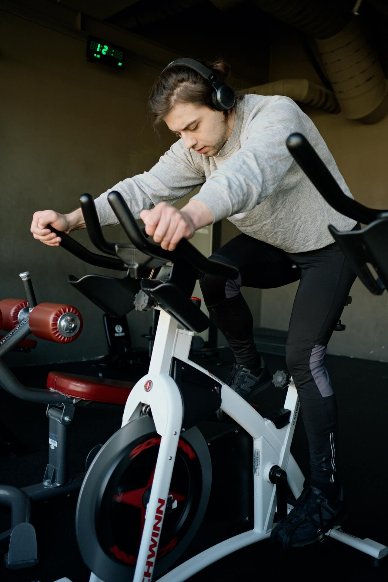 bike exercise at home